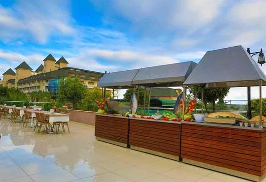 Telatiye Resort Hotel 5* - снимка - 22