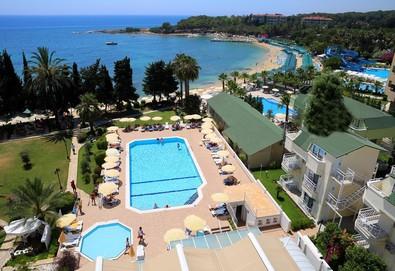 Самолетна почивка в Турция! 3 нощувки на човек на база All inclusive в Incekum Su Hotel 4*, Анталия, Турска ривиера с двупосочен чартърен полет от София - Снимка