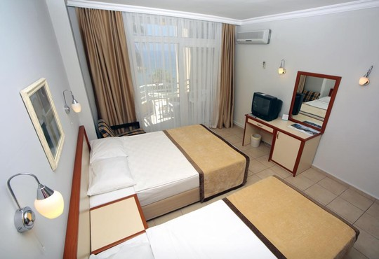 Incekum Su Hotel 4* - снимка - 8
