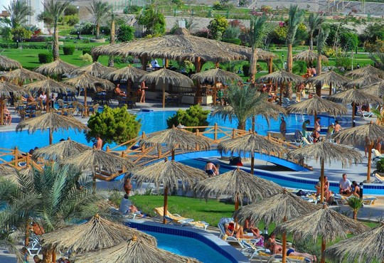 Hilton Hurghada Long Beach Resort 5* - снимка - 16