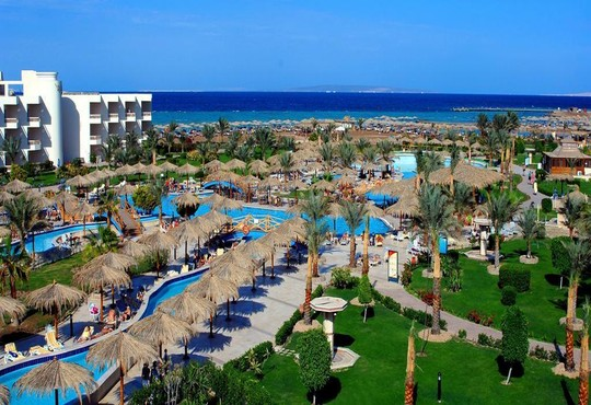 Hilton Hurghada Long Beach Resort 5* - снимка - 2