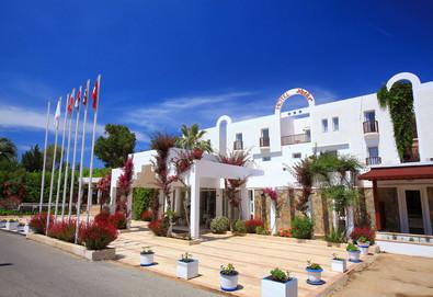 Самолетна почивка в Турция! 7 нощувки на човек на база All inclusive в Natur Garden Hotel 3*, Бодрум, Егейска Турция с двупосочен чартърен полет от София - Снимка