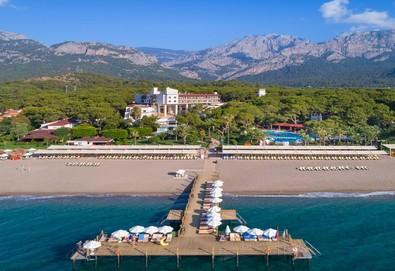 Самолетна почивка в Турция! 3 нощувки на човек на база Ultra all inclusive в Otium Hotel Life 5*, Кемер, Турска ривиера с двупосочен чартърен полет от София - Снимка