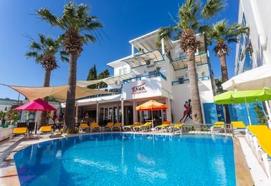 Самолетна почивка в Турция! 7 нощувки на човек на база All inclusive в Tiana Moonlight Hotel 3*, Бодрум, Егейска Турция с двупосочен чартърен полет от София - Снимка