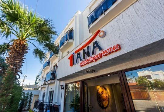 Tiana Moonlight Hotel 3* - снимка - 23