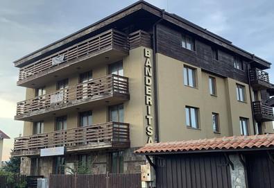 Зимна почивка в планината! 1 нощувка със закуска в StayInn Banderitsa в Банско, безплатен шатъл до лифта, 15% отстъпка от цената на масажи и процедури в Астери релакс център - Снимка