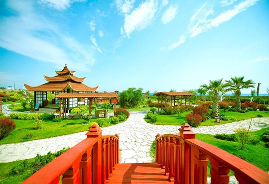 Sentido Flora Garden Hotel 5* - снимка - 11