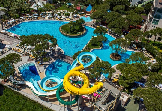Papillon Ayscha Resort & Spa 5* - снимка - 35