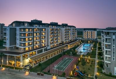 Самолетна почивка в Турция! 7 нощувки на човек на база All inclusive в Sherwood Suites Resort 5*, Лара, Турска ривиера с двупосочен чартърен полет от София - Снимка
