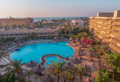 Самолетна почивка в Египет! 7 нощувки на човек на база All inclusive в Sindbad Club 4*, Хургада, Червено Море с двупосочен чартърен полет от София - Снимка