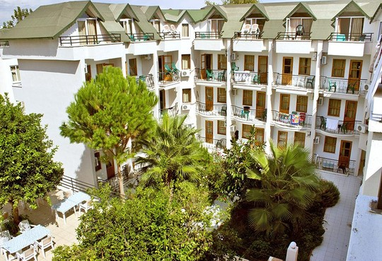 Ares Hotel Kemer 4* - снимка - 4