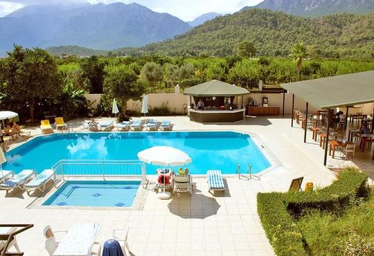 Ares Hotel Kemer 4* - снимка - 6