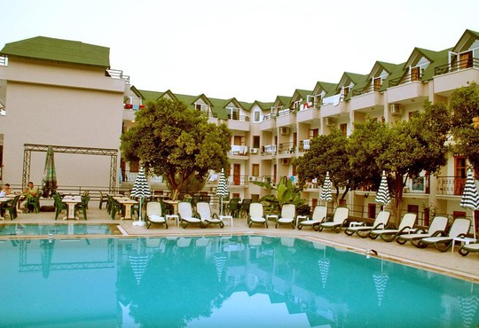 Ares Hotel Kemer 4* - снимка - 1