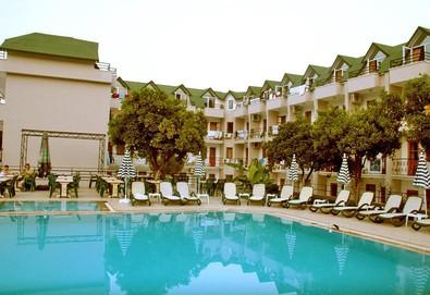 Самолетна почивка в Турция! 3 нощувки на човек на база All inclusive в Ares Hotel Kemer 4*, Кемер, Турска ривиера с двупосочен чартърен полет от София - Снимка
