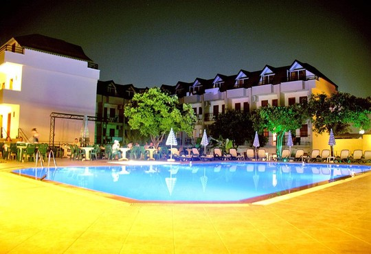 Ares Hotel Kemer 4* - снимка - 10