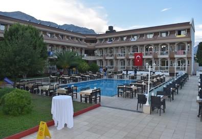 Самолетна почивка в Турция! 3 нощувки на човек на база All inclusive в Ares Dream Hotel  4*, Кемер, Турска ривиера с двупосочен чартърен полет от София - Снимка
