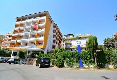 Самолетна почивка в Турция! 3 нощувки на човек на база All inclusive в Arsi Hotel 4*, Анталия, Турска ривиера с двупосочен чартърен полет от София - Снимка