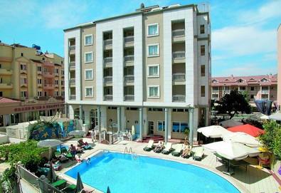 Самолетна почивка в Турция! 7 нощувки на човек на база All inclusive в Almena Hotel 3*, Мармарис, Егейска Турция с двупосочен чартърен полет от София - Снимка