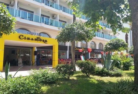 Cihanturk Hotel 3* - снимка - 1