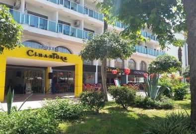 Самолетна почивка в Турция! 7 нощувки на човек на база All inclusive в Cihanturk Hotel 3*, Мармарис, Егейска Турция с двупосочен чартърен полет от София - Снимка