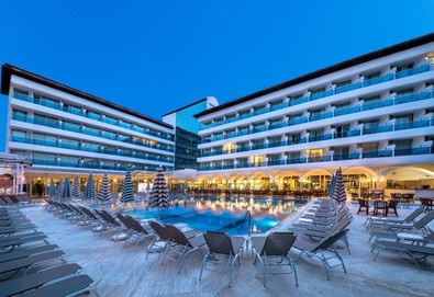 Самолетна почивка в Турция! 7 нощувки на човек на база All inclusive в Letoile Hotel 4*, Мармарис, Егейска Турция с двупосочен чартърен полет от София - Снимка