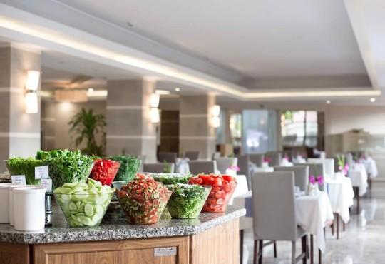 Marti La Perla Hotel 4* - снимка - 12
