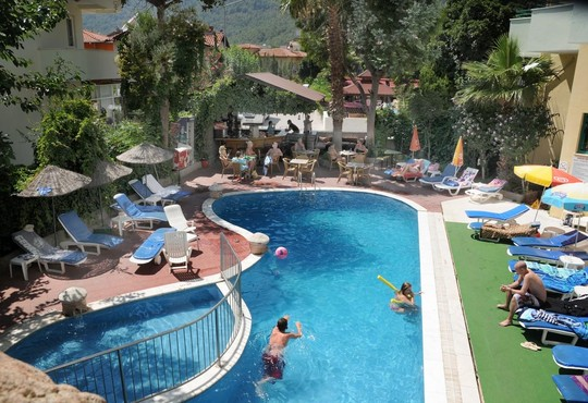 Siesta Hotel Marmaris 3* - снимка - 11