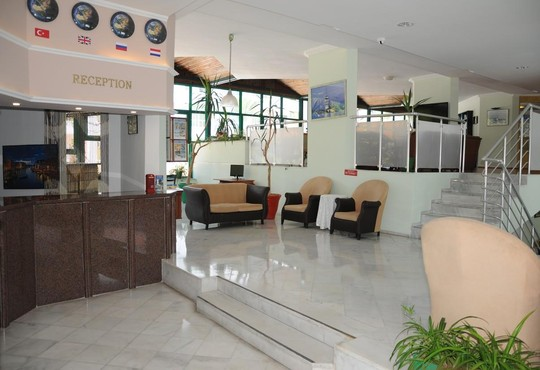 Siesta Hotel Marmaris 3* - снимка - 12