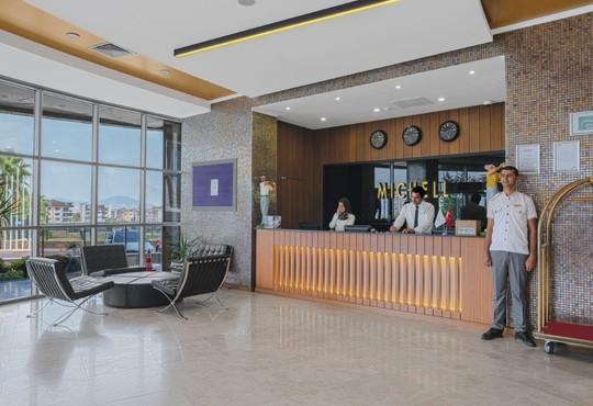 Michell Hotel & Spa 5* - снимка - 3