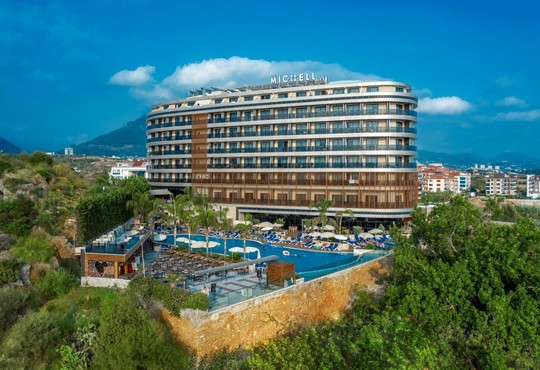 Michell Hotel & Spa 5* - снимка - 9