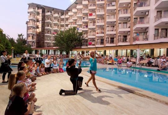 Monte Carlo Hotel 4* - снимка - 10