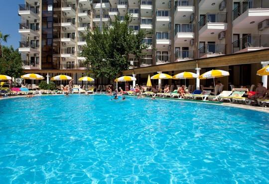 Monte Carlo Hotel 4* - снимка - 12