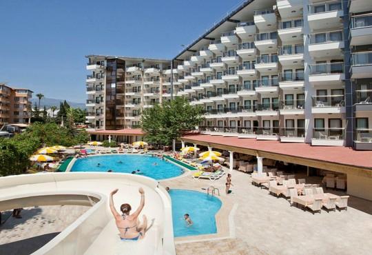 Monte Carlo Hotel 4* - снимка - 15