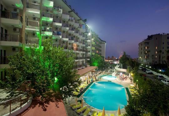Monte Carlo Hotel 4* - снимка - 19