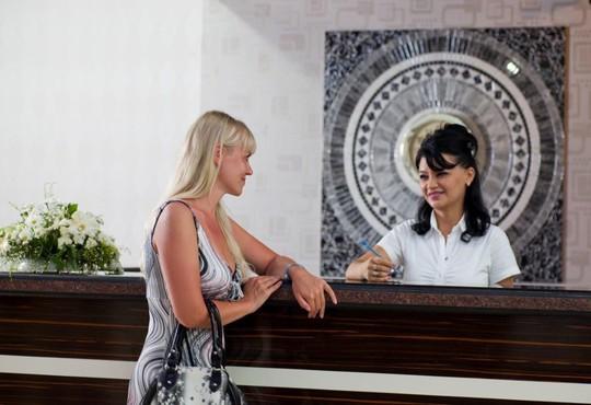 Monte Carlo Hotel 4* - снимка - 2