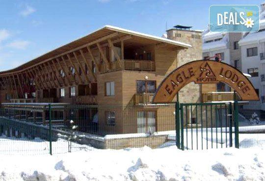 Апартхотел Eagle Lodge - снимка - 1