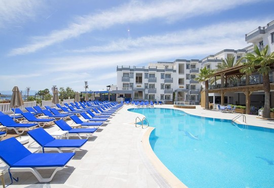 Costa Akkan Suites Hotel 4* - снимка - 12