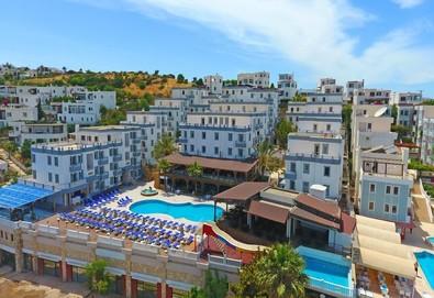 Самолетна почивка в Турция! 7 нощувки на човек на база All inclusive в Costa Akkan Suites Hotel 4*, Бодрум, Егейска Турция с двупосочен чартърен полет от София - Снимка