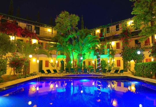 Sky Life Hotel 3* - снимка - 21