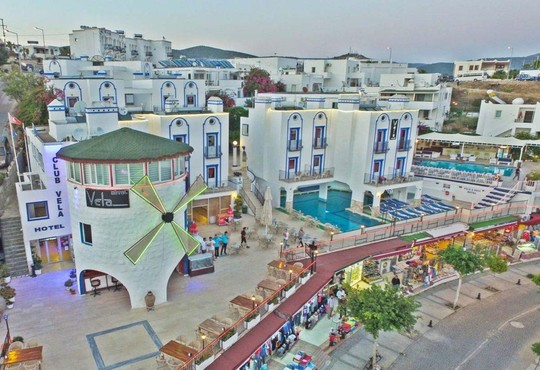 Sky Vela Hotel 4* - снимка - 1