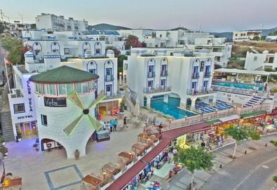 Самолетна почивка в Турция! 7 нощувки на човек на база All inclusive в Sky Vela Hotel 4*, Бодрум, Егейска Турция с двупосочен чартърен полет от София - Снимка