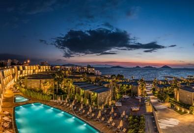 Самолетна почивка в Турция! 7 нощувки на човек на база Закуска в Swiss Hotel Bodrum 5*, Бодрум, Егейска Турция с двупосочен чартърен полет от София - Снимка