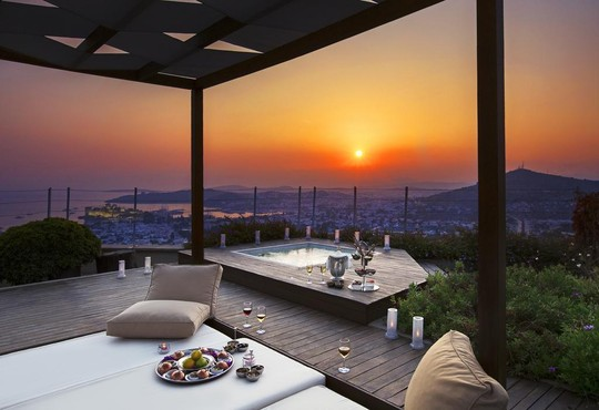 The Marmara Bodrum Hotel 5* - снимка - 19