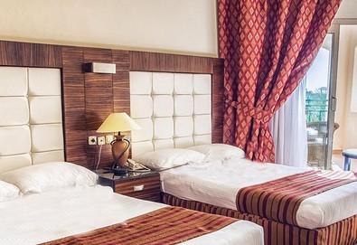 Самолетна почивка в Египет! 7 нощувки на човек на база All inclusive в Tia Heights Makadi Bay 4*, Хургада, Червено Море с двупосочен чартърен полет от София - Снимка