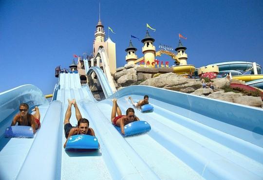 Aqua Fantasy Aquapark Hotel & Spa - снимка - 24