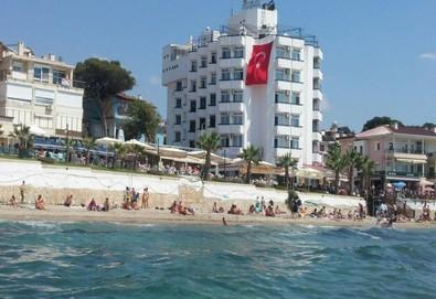 Самолетна почивка в Турция! 7 нощувки на човек на база All inclusive в Asena Hotel 0*, Кушадасъ, Егейска Турция с двупосочен чартърен полет от София - Снимка