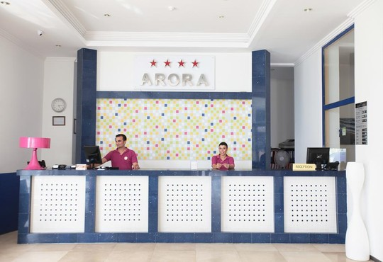 Arora Hotel  - снимка - 6