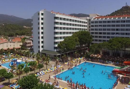 Club Hotel Grand Efe - снимка - 20