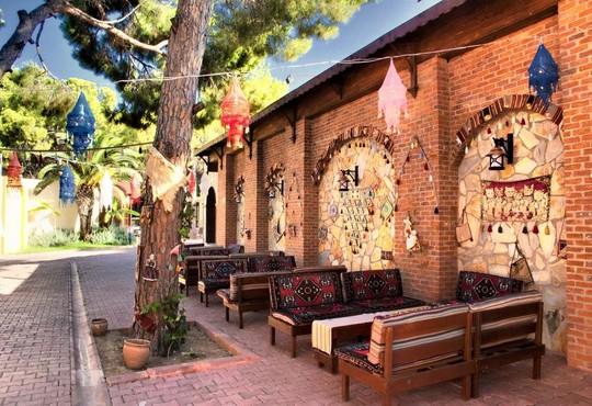 Omer Hv - Holiday Village - снимка - 29