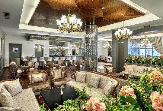 Sunis Efes Royal Palace Resort Spa Hotel  - снимка - 10